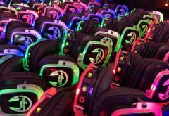 Silent Disco Headphones Hire in the UK