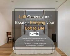 Loft Conversions Essex | Bringing your Loft to Life