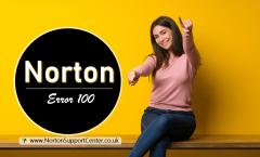 Norton Error 100   Norton Support Phone Number 0800-368-9219