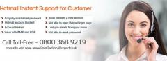 Hotmail Helpline Number 0800-368-9219 | Hotmail Technical Support