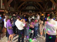 Silent disco hire for party and wedding in the UK