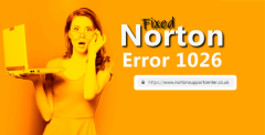 Norton Error 1026 | Norton Error Help Support