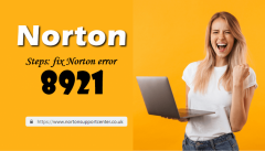 Norton Error 8921 | Norton Error Support Center