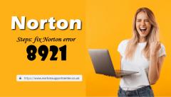 Norton Error 8921 | Norton Error Support Center