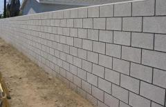 Strong Block Walls Construction With Best Finish And Designs.
