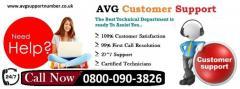 Troubleshoot AVG antivirus error 0xC0070643 |0800-090-3826
