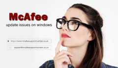 McAfee Update Problem on Windows | McAfee Update Center