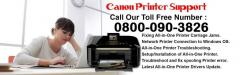 Troubleshooting Errors in Canon Printer Call 0800-090-3826