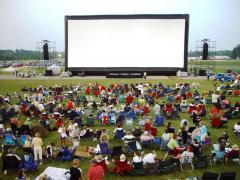 Inflatable Cinema Hire