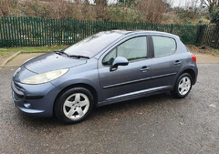 2006 Peugeot 207 1.4 16v SE 5dr +Alloy Wheels +Electric Windows