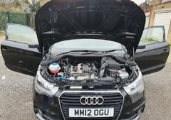 2012 Audi A1 1.2 TFSI S line 3dr +Bluetooth +Radio +Alloy Wheels