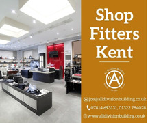 Save 10% on Bespoke Shop Fitting in Kent