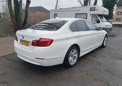 2013 BMW 5 Series 2.0 520d SE 4dr Auto +Heated Seats +Cruise Control
