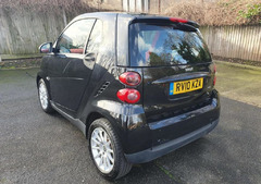 2010 Smart Fortwo 1.0 MHD Passion 2dr Auto +Panoramic +20£Tax +Petrol