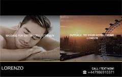 MASSAGE ★FOR (GAY/BI/STR) MEN ★ FULL BODY – RELAXING ★ Mobile HOTEL /HOME