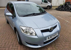 2007 Toyota Auris 1.6 T Spirit Multimode 5dr +Low Miles +Auto +Great Condition