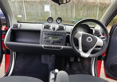 2010 Smart Fortwo 1.0 MHD Pulse 2dr +£20 Tax +Hill Assist +Radio +A/C