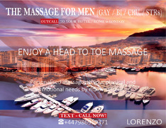★M4M MASSAGE, OUT-CALL to HOTEL / HOME in LONDON★