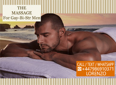 MASSAGE FOR MEN BY MALE MASSEUR – COMES TO YOUR HOTEL / HOME IN LONDON