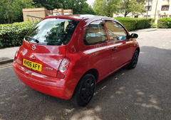 2006 Nissan Micra 1.2 16v Initia 3dr ++Free Delivery upto 60 Miles++