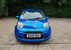 2010 Citroen C1 1.0 i VTR+ 5dr ++Free Delivery upto 60 Miles++