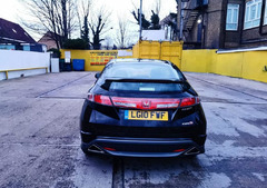 2010 Honda Civic 1.4 i-VTEC Type S-T i-Shift 3dr Auto +Aux +USB +ULEZ +Low Miles