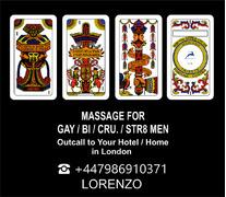 ★Full body MASSAGE ★For MEN (GAY-BI-STR) at Your HOTEL-HOME London