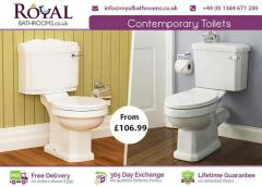 Beautiful Traditional Toilets available for sale