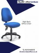 High Back Office Chairs.