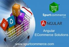 Angular ecommerce website solutions
