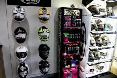Wide range of motorcycle clothing and accessories in Essex