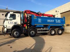 Grab Hire in Essex - TJC Transport
