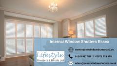 Best Internal Windows Shutters - Essex, London & Kent